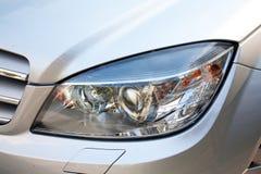 Indicatore luminoso moderno dell'automobile Immagine Stock