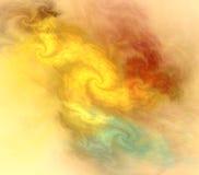 Indicatore luminoso Mystical Immagine Stock Libera da Diritti