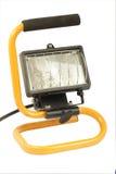 Indicatore luminoso portatile degli operai Fotografie Stock