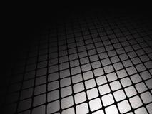 Indicatore luminoso sul pavimento Fotografia Stock Libera da Diritti