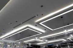 Indicatore luminoso sul tetto Immagine Stock