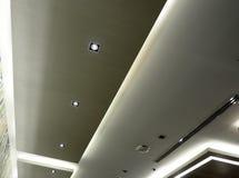 Indicatore luminoso sul tetto Fotografia Stock
