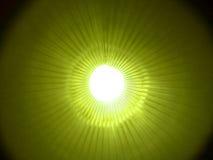 Indicatore luminoso in traforo Fotografia Stock Libera da Diritti