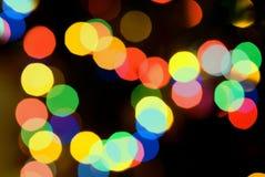 Indicatore luminoso vago Fotografia Stock Libera da Diritti