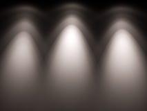 Indicatore-programma di alta risoluzione delle lampade del riflettore Fotografia Stock Libera da Diritti