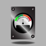 Indicatore spettrale Immagine Stock Libera da Diritti