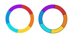 Indicatori della barra di caricamento di progresso UI royalty illustrazione gratis