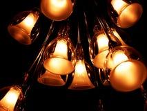 Indicatori luminosi Fotografie Stock