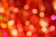 Indicatori luminosi astratti Fotografie Stock Libere da Diritti