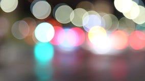 Indicatori luminosi astratti archivi video