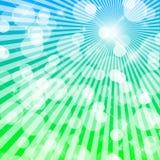 Indicatori luminosi confusi Fotografia Stock