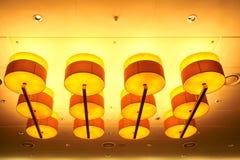 Indicatori luminosi decorativi di lusso Fotografia Stock Libera da Diritti