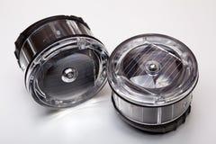 Indicatori luminosi del LED Fotografia Stock Libera da Diritti
