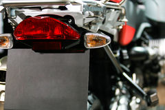 Indicatori luminosi dell'automobile Immagini Stock Libere da Diritti