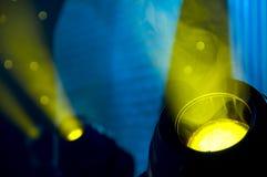 Indicatori luminosi della fase Fotografie Stock Libere da Diritti
