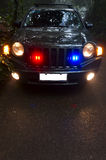 Indicatori luminosi di colore Fotografia Stock Libera da Diritti