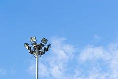Indicatori luminosi di via fotografia stock libera da diritti