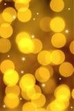Indicatori luminosi e stelle dell'oro royalty illustrazione gratis