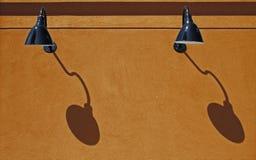 Indicatori luminosi ed ombre Fotografie Stock Libere da Diritti