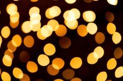 Indicatori luminosi magici fotografie stock libere da diritti