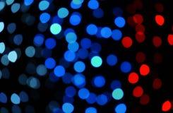 Indicatori luminosi magici immagini stock