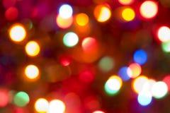 Indicatori luminosi magici Fotografie Stock