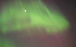 Indicatori luminosi nordici Fotografie Stock Libere da Diritti