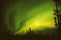 Indicatori luminosi nordici no.1 Fotografia Stock Libera da Diritti