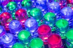 Indicatori luminosi piombo Fotografie Stock