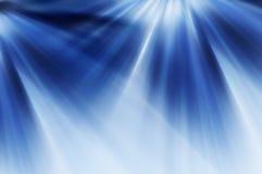 Indicatori luminosi sulla fase Fotografia Stock