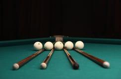 Indicazioni & palle Fotografia Stock Libera da Diritti