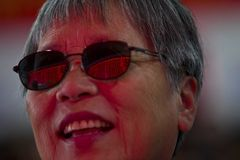 Indice analitico composito di Schang-Hai Fotografie Stock Libere da Diritti