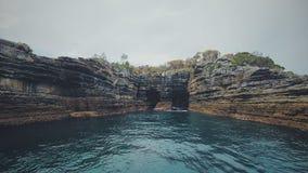 Indichi il perpendicolare, la baia di Jarvis, il Nuovo Galles del Sud, Australia Immagini Stock Libere da Diritti
