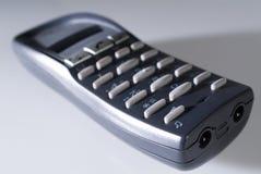 Indichi il telefono Immagini Stock