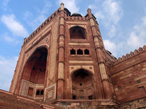 Indien agra Rotes Fort Stockfoto
