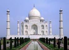 Indien, Agra: Taj Mahal stockfotos