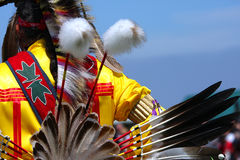 Indien américain de festival Photos libres de droits