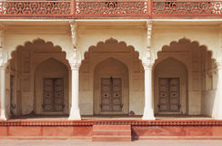 Indien-Architektur stockbilder