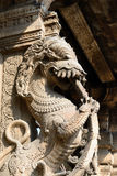 Indien arkitekturdetalj Royaltyfria Bilder