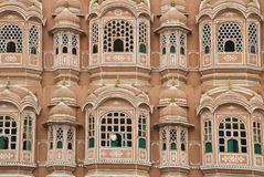 Indien, Awa Mahal Lizenzfreie Stockbilder