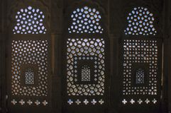 Indien, Bundi: Palast Lizenzfreies Stockfoto