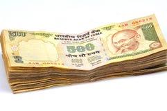 Indien de devise Photo stock