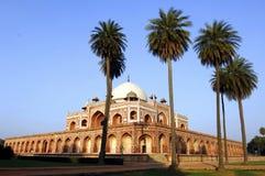 Indien, Delhi: Humayun Grab Lizenzfreies Stockfoto