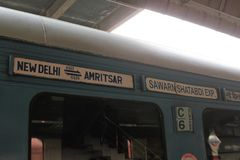 INDIEN Delhi, New Delhi, DREV royaltyfri fotografi