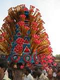 Indien-Festival der Farbe Lizenzfreies Stockbild