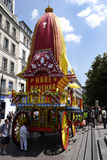Indian Festival, Ratha Yatra Royalty Free Stock Photo