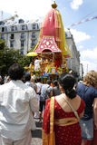 Indian Festival, Ratha Yatra. Stock Photos