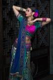 Indien flicka Royaltyfri Bild