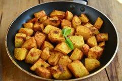 Indien Fried Potato photos libres de droits