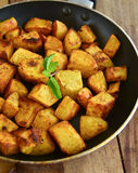 Indien Fried Potato images stock